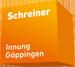 Schreiner-Innung Göppingen Logo